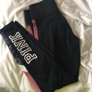 Xs vs PINK ultimate leggings